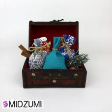 Ароматическое саше Midzumi Магия глинтвейна