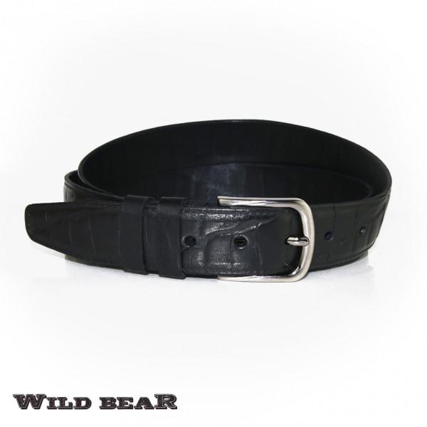 Ремень WILD BEAR RM-022 Black