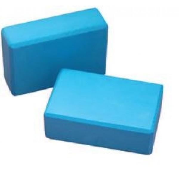 Блок для йоги 1232-40 7.6x15.25x22.86см