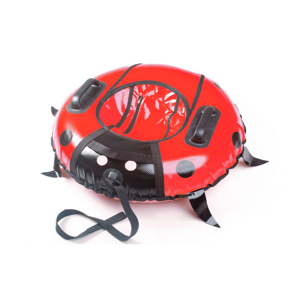 Тюбинг LadyBug Red