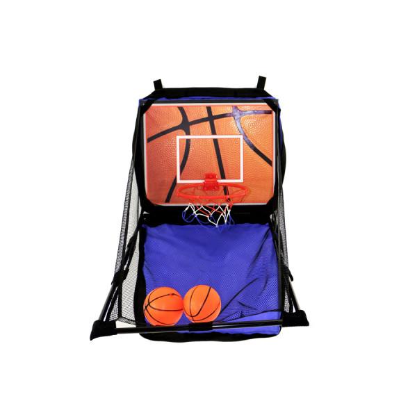 Баскетбольный подвесной щит с креплениями на дверь