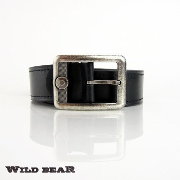Ремень WILD BEAR RM-005 Black