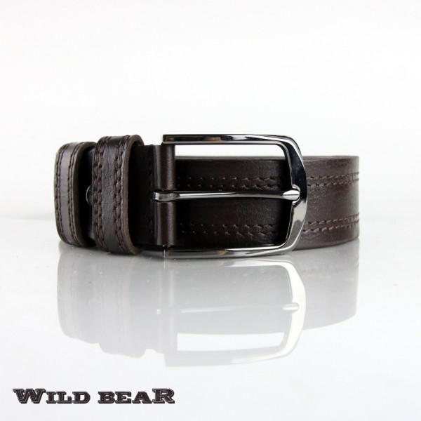Ремень WILD BEAR RM-004 Brown