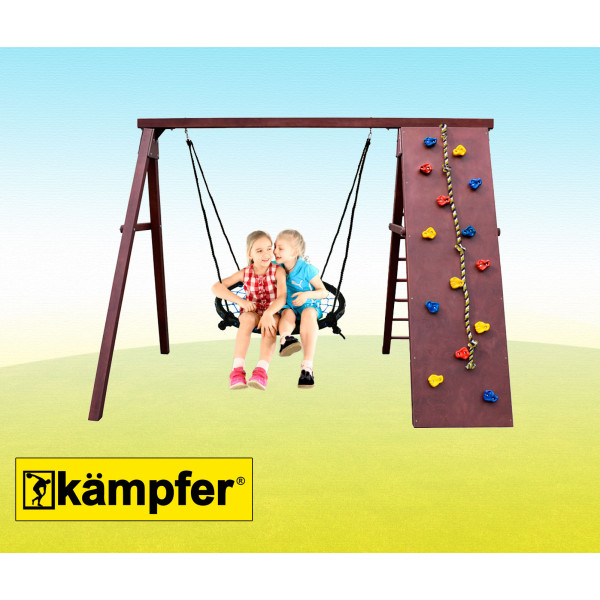 Спортивно-игровой комплекс Kampfer Rocky