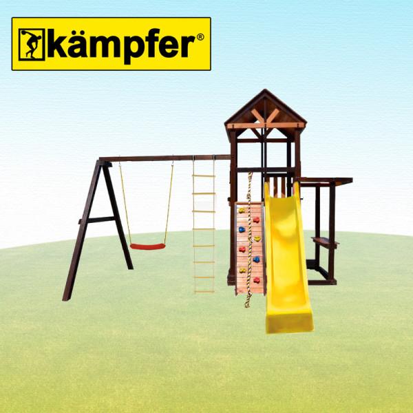 Спортивно-игровой комплекс Kampfer Super Castle