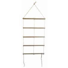 Веревочная лестница двойная