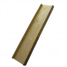 Горка деревянная удлиненная