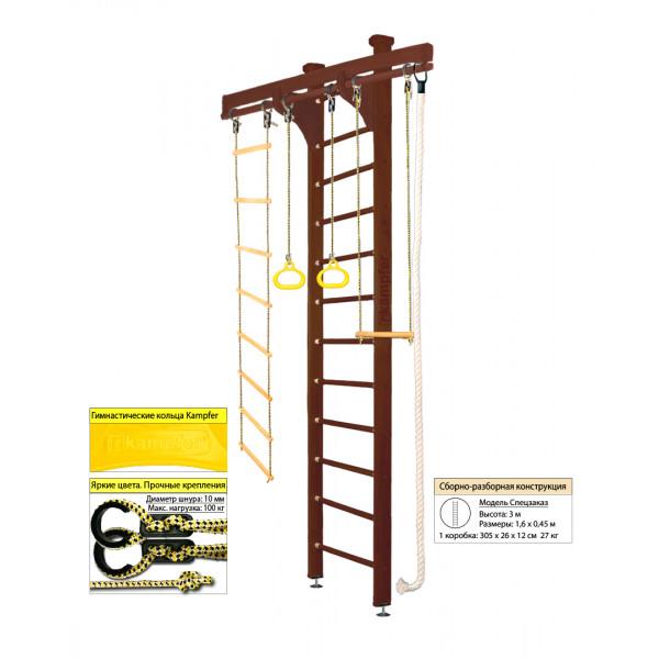 Шведская стенка Kampfer Wooden Ladder Ceiling