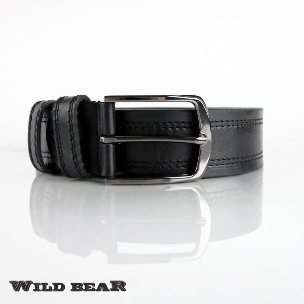 Ремень WILD BEAR RM-003 Black