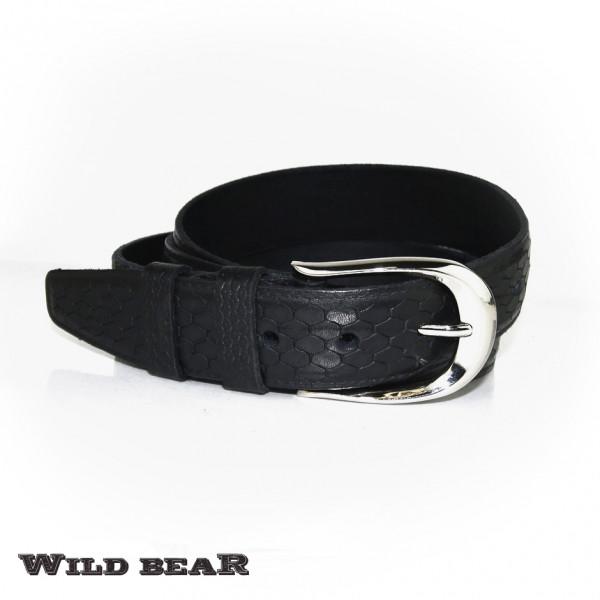 Ремень WILD BEAR RM-021 Black