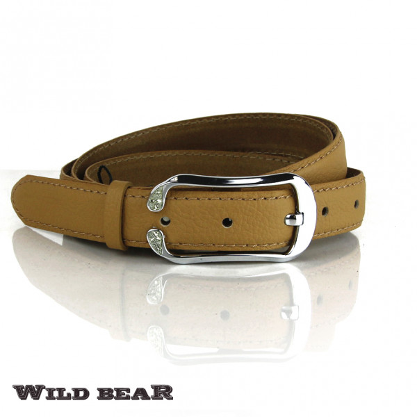 Ремень WILD BEAR RM-020 Beige
