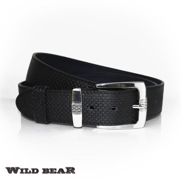 Ремень WILD BEAR RM-017 Black