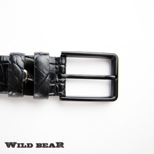 Ремень WILD BEAR RM-002 Black